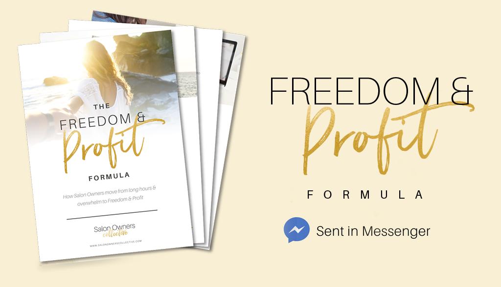 Freedom and profit coaching