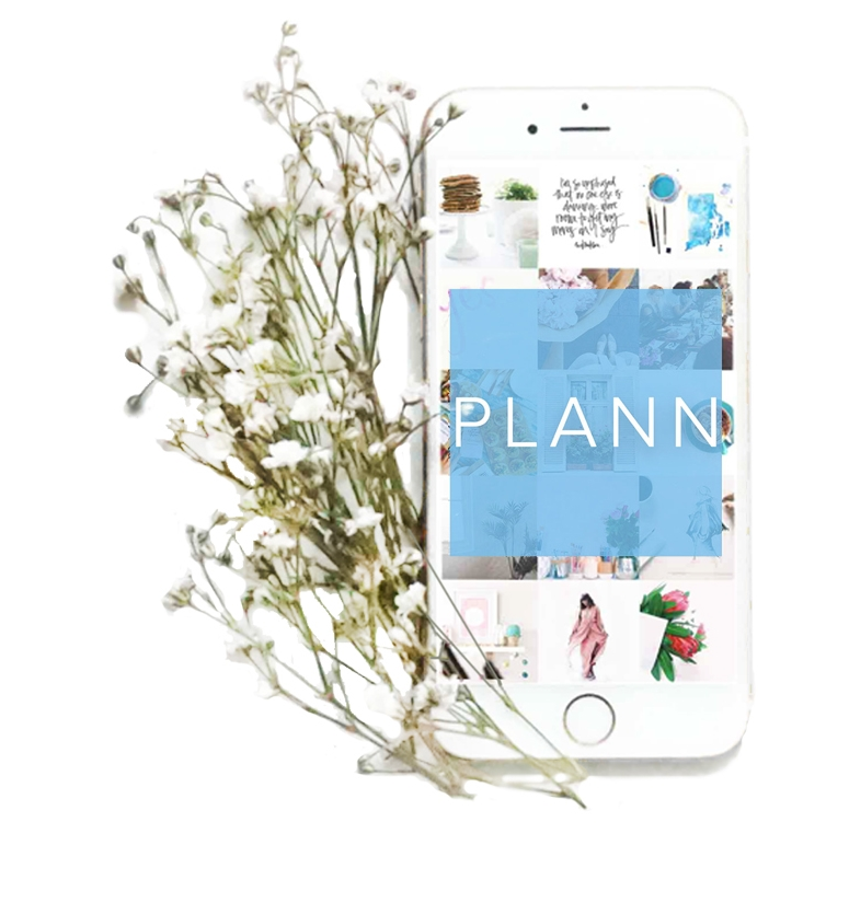 Image of Plann salon Instagram strategy