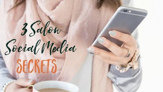 salon social media