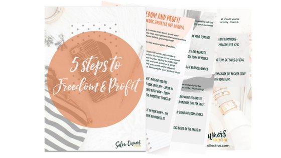 5 steps to freedom & profit download