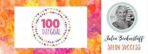100 Day Goal
