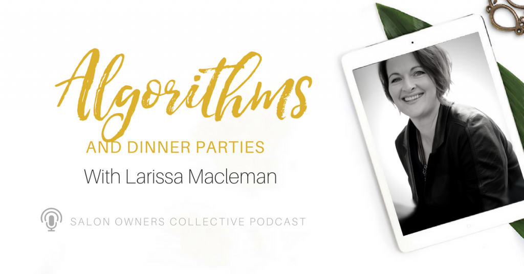 Algorithm & Dinner parties