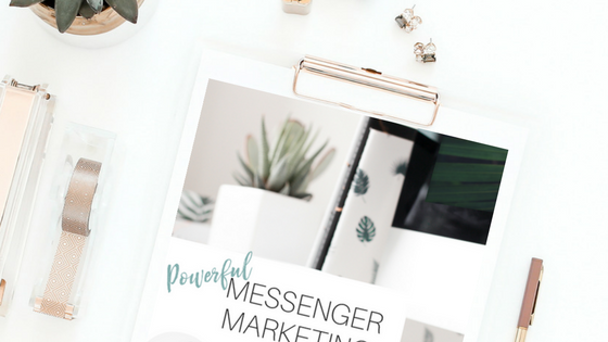 Powerful Messenger Marketing