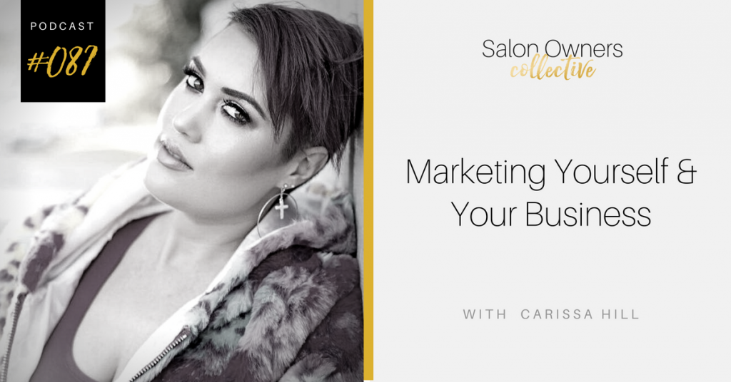 Marketing yourself & your business