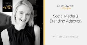 Social Media & Branding Adaption