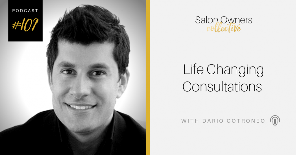 Life Changing Consultations - Salon Owners Collective