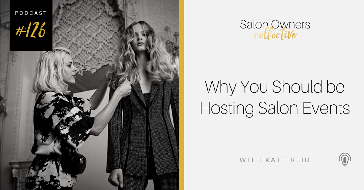 Podcast - Salon Owners Collective