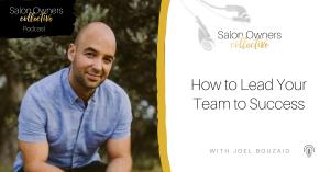 Salon Owner CEO Leader Manager Team